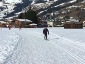 2017 Langlaufwochenende Brixen im Thale